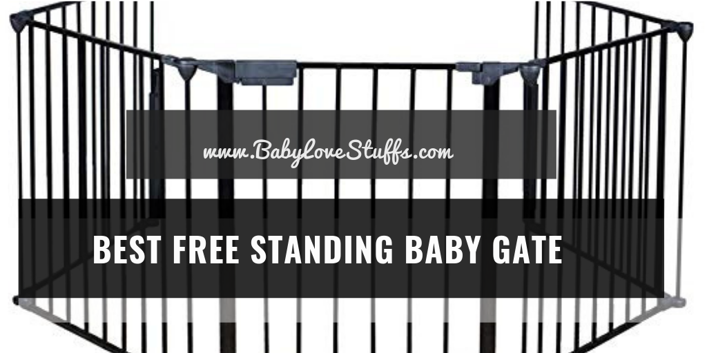 Best Free Standing Baby Gates 2019