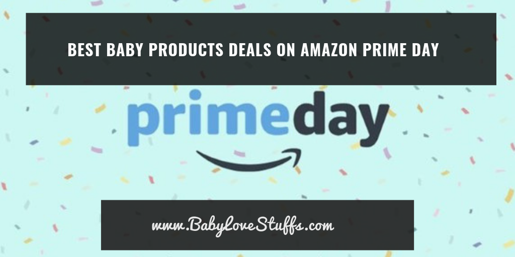 best deals on baby products Amazon Prime Day