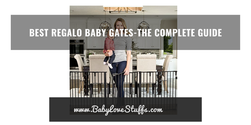 Regalo baby Gate Reviews