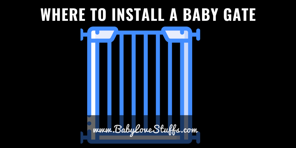10 Places Where You Should Install a Baby Gate